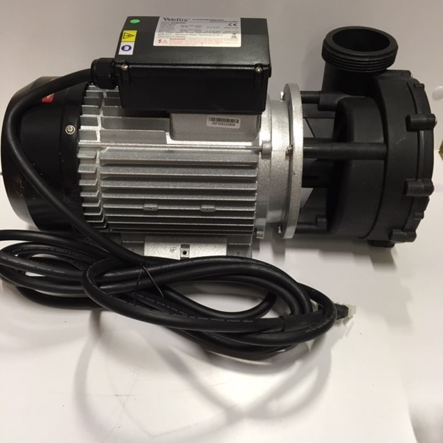 HYDROMASSAGE PUMP 2200W - 3HP 2SPEED (WP300-II)